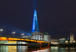 The Shard, London. Photo by DAVID ILIFF. License: CC-BY-SA 3.0