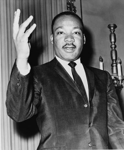 Martin Luther King, who was heavily inspired by these verses. Image by Dick DeMarsico, World Telegram staff photographer - Library of Congress. New York World-Telegram & Sun Collection. http://hdl.loc.gov/loc.pnp/cph.3c26559. Licensed under Public Domain via Wikimedia Commons - http://commons.wikimedia.org/wiki/File:Martin_Luther_King_Jr_NYWTS.jpg#mediaviewer/File:Martin_Luther_King_Jr_NYWTS.jpg